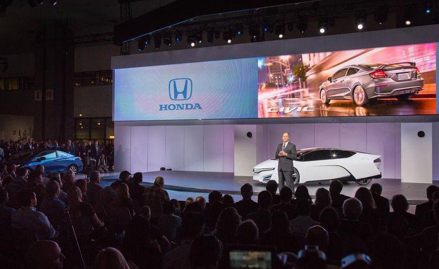 Honda FCEV concept - Slide 21