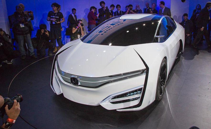 Honda FCEV concept - Slide 22