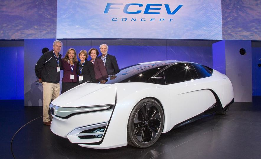 Honda FCEV concept - Slide 23
