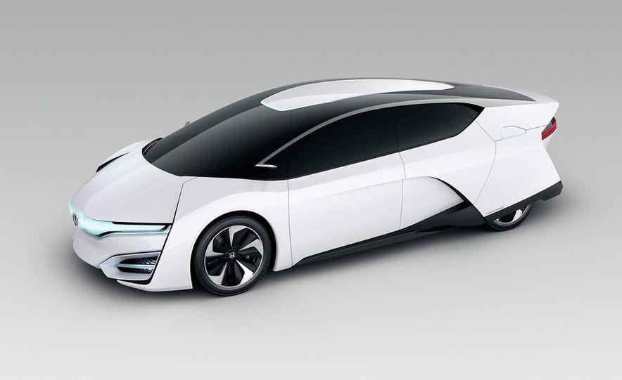Honda FCEV concept - Slide 24