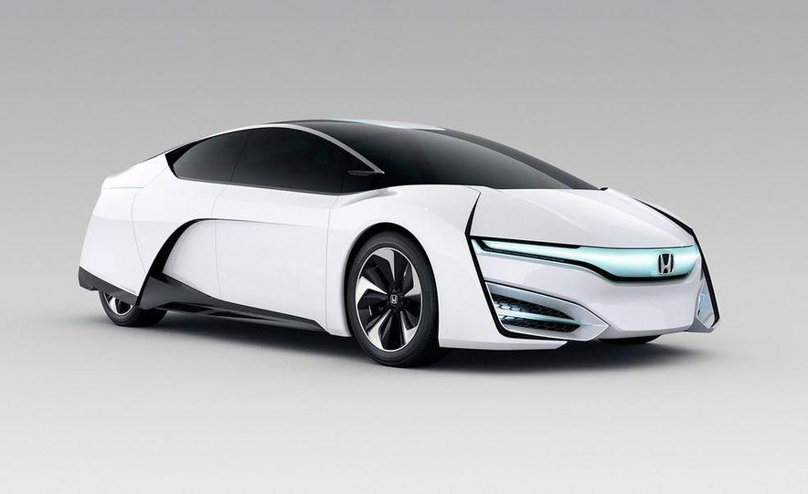 Honda FCEV concept - Slide 25