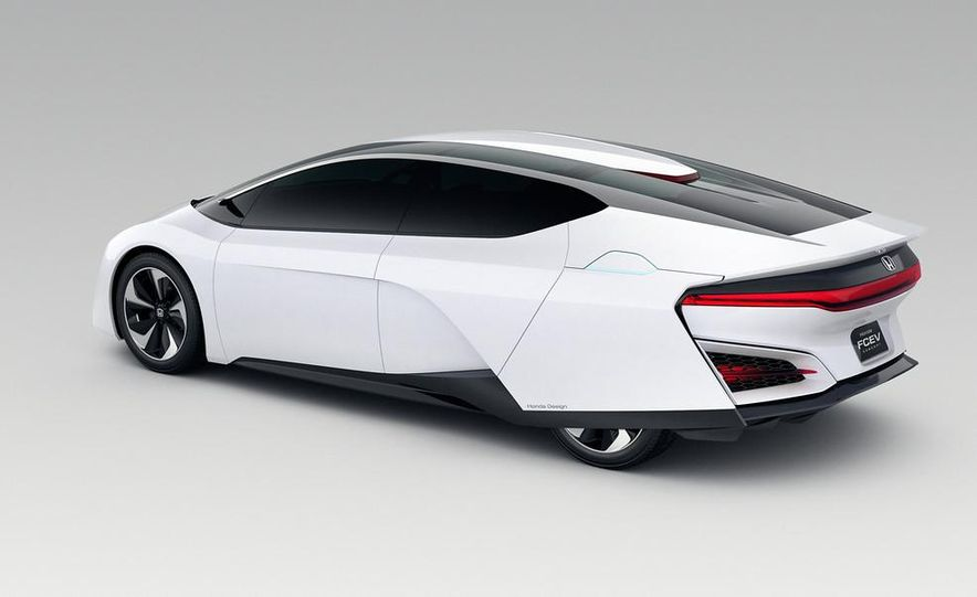 Honda FCEV concept - Slide 27