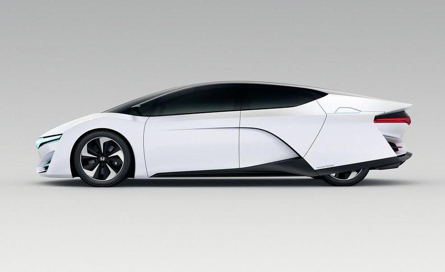 Honda FCEV concept - Slide 28