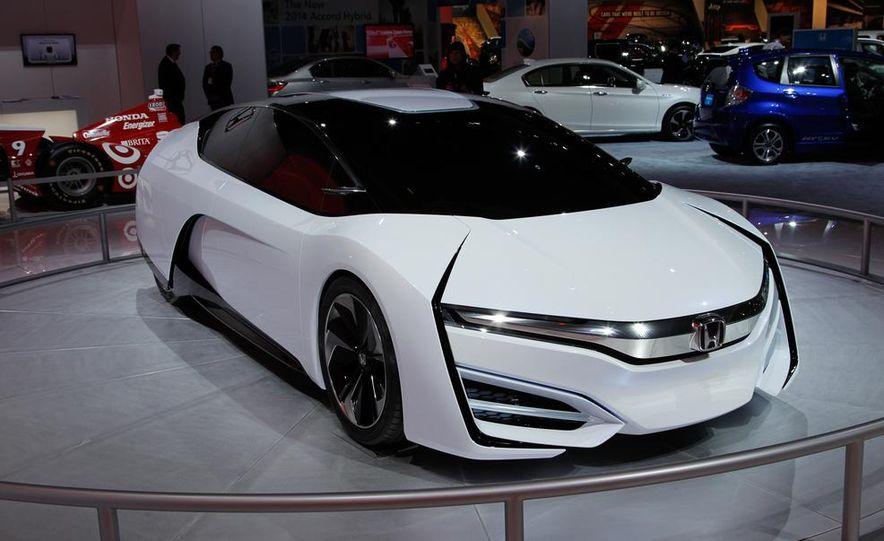 Honda FCEV concept - Slide 4