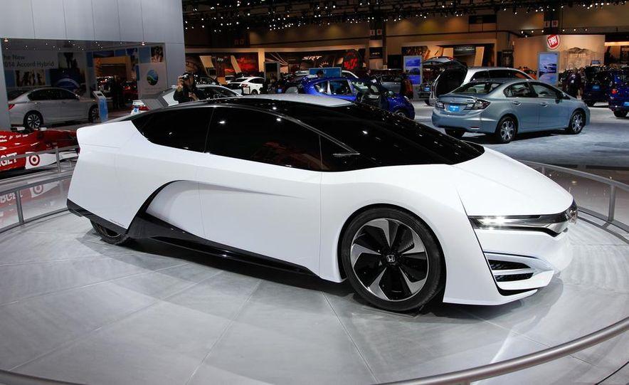 Honda FCEV concept - Slide 5