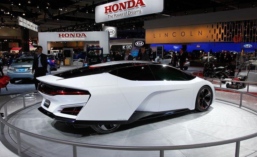 Honda FCEV concept - Slide 6