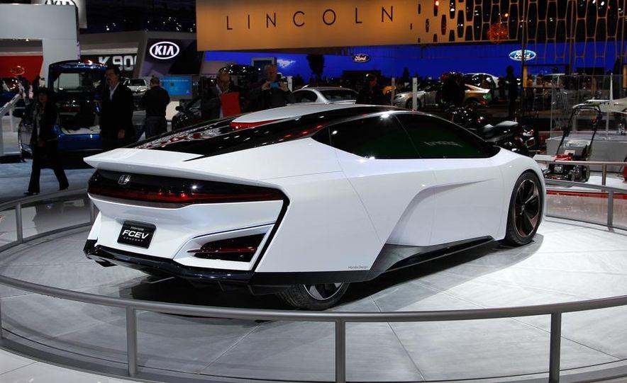 Honda FCEV concept - Slide 7