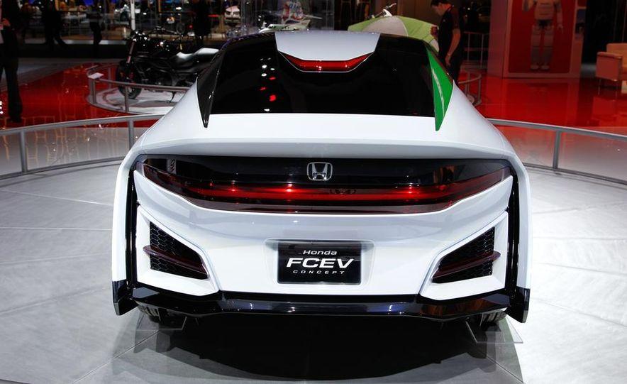 Honda FCEV concept - Slide 8