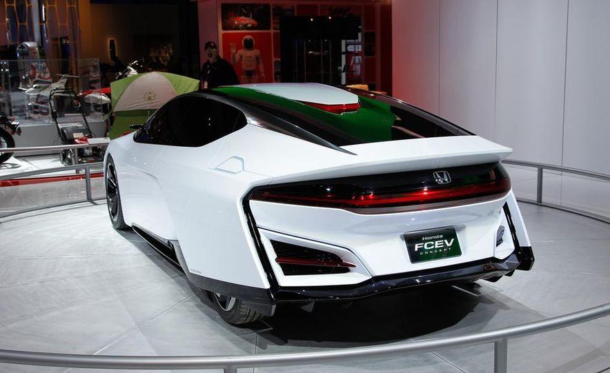 Honda FCEV concept - Slide 9