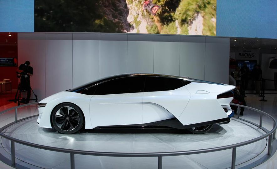 Honda FCEV concept - Slide 10