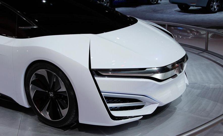 Honda FCEV concept - Slide 14