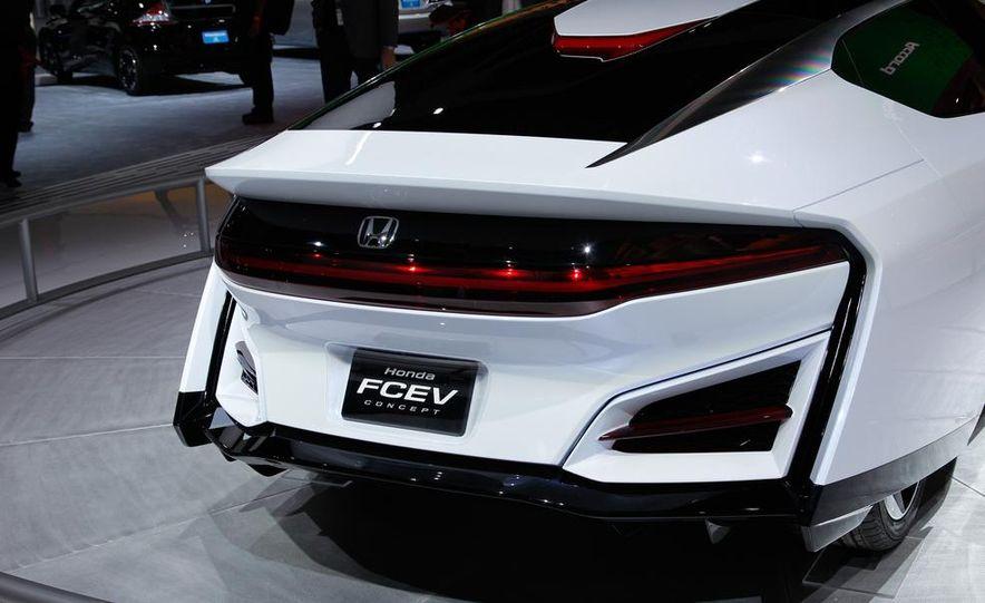 Honda FCEV concept - Slide 15