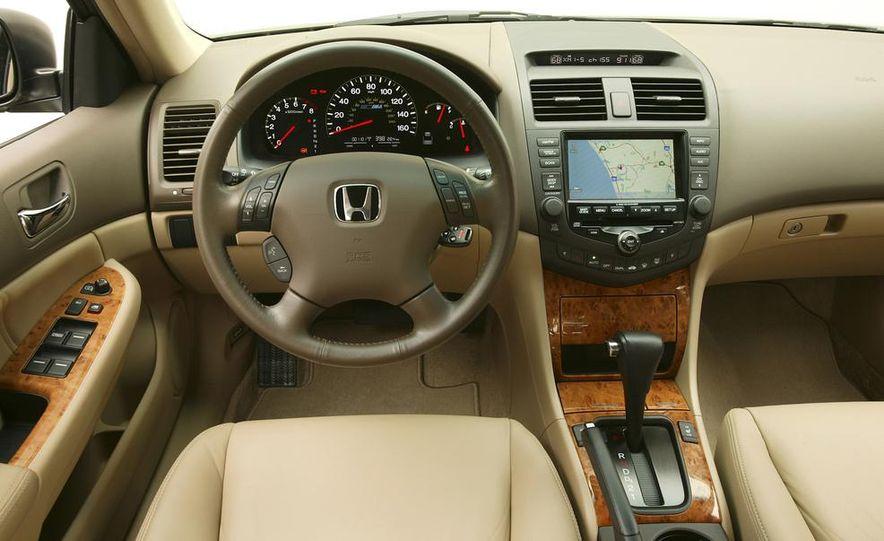 2000 Honda Accord LX - Slide 6