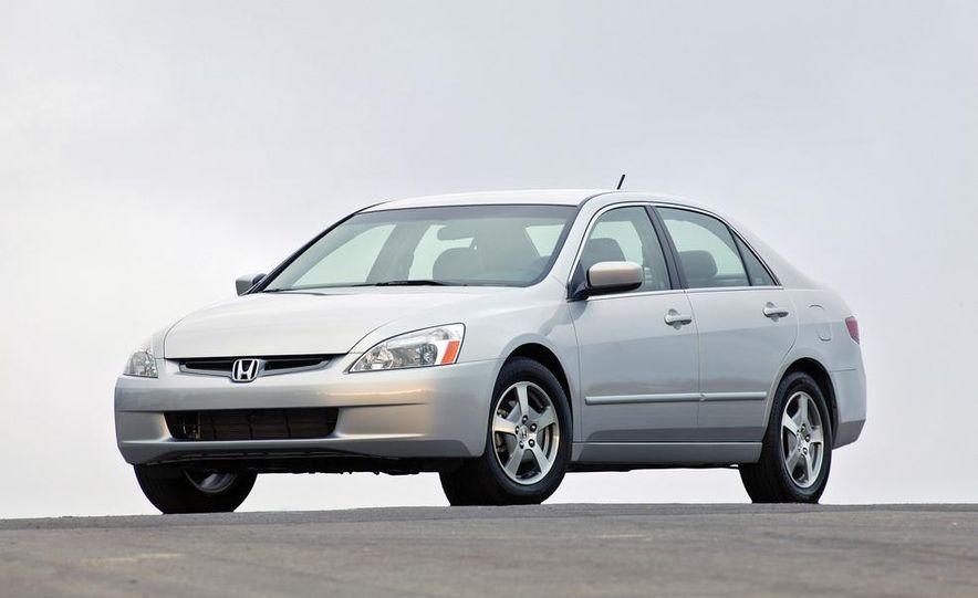 2000 Honda Accord LX - Slide 3