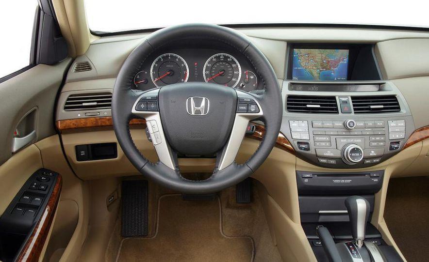 2000 Honda Accord LX - Slide 17