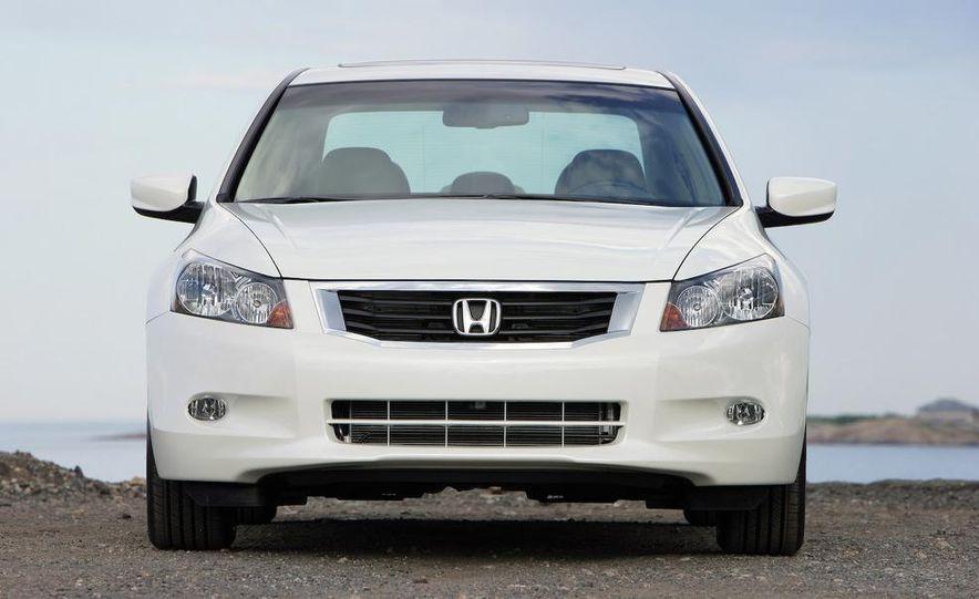 2000 Honda Accord LX - Slide 16