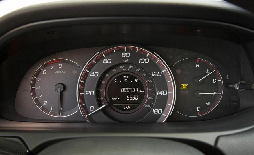 2000 Honda Accord LX - Slide 42