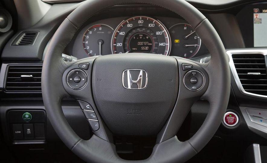2000 Honda Accord LX - Slide 40