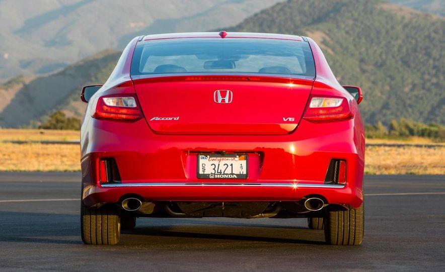 2000 Honda Accord LX - Slide 31