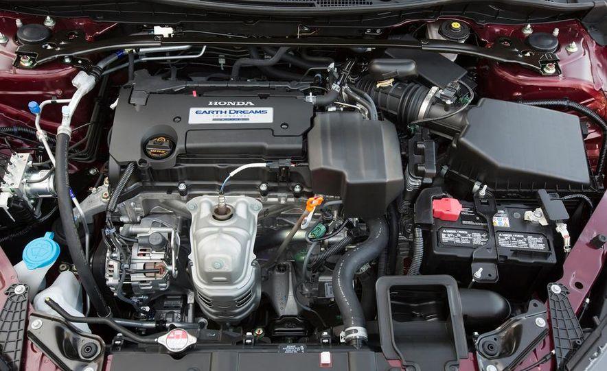 2000 Honda Accord LX - Slide 53
