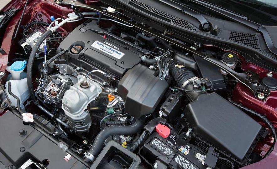 2000 Honda Accord LX - Slide 54
