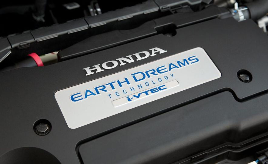 2000 Honda Accord LX - Slide 55