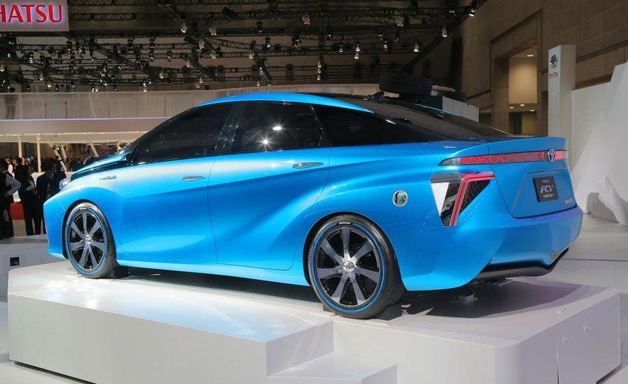 Toyota FCV concept - Slide 7