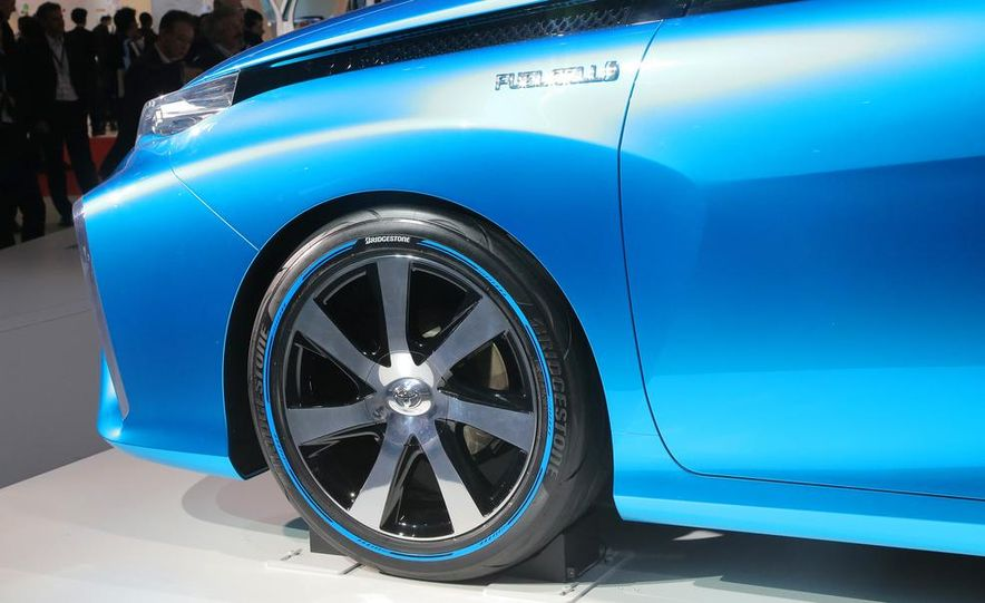 Toyota FCV concept - Slide 9