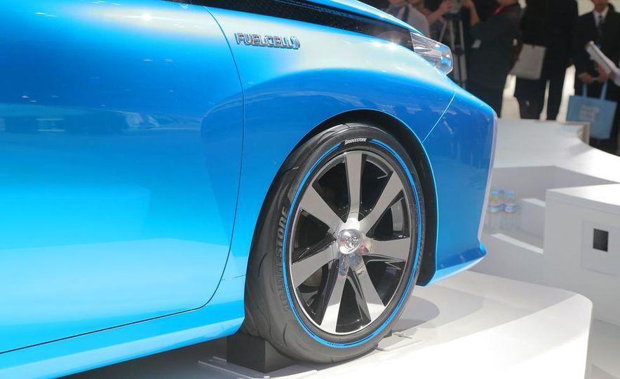 Toyota FCV concept - Slide 11
