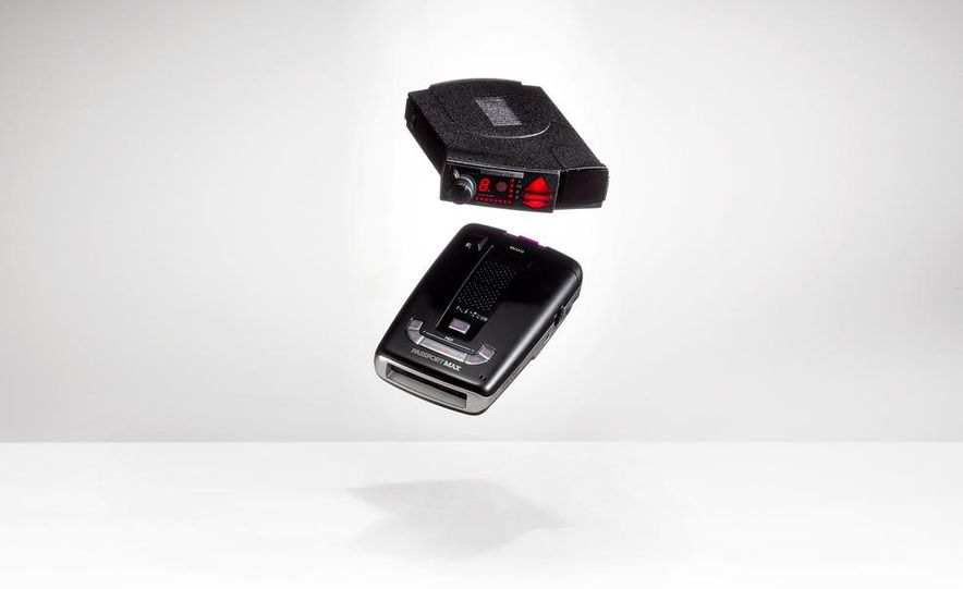 Valentine One and Escort Passport Max radar detectors - Slide 2