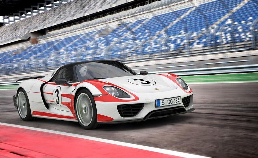 2015 Porsche 918 Spyder - Slide 6