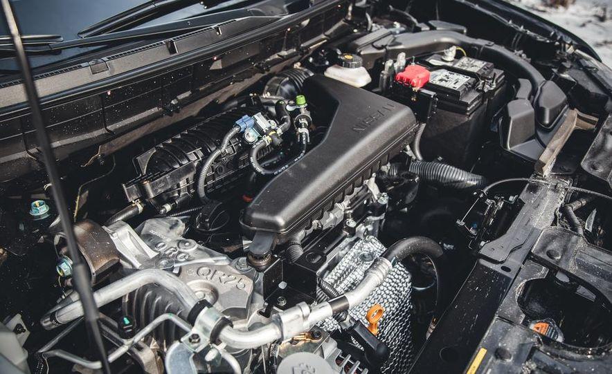 2014 Nissan Rogue SL AWD - Slide 44