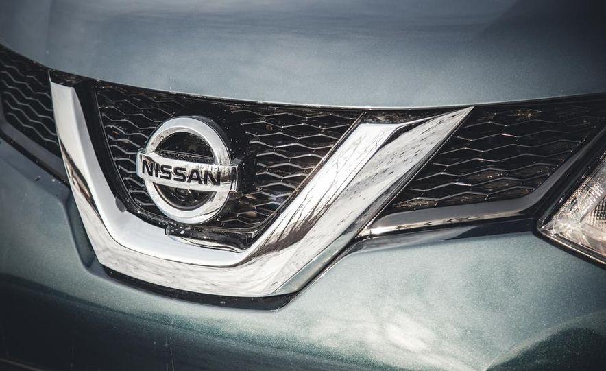2014 Nissan Rogue SL AWD - Slide 19