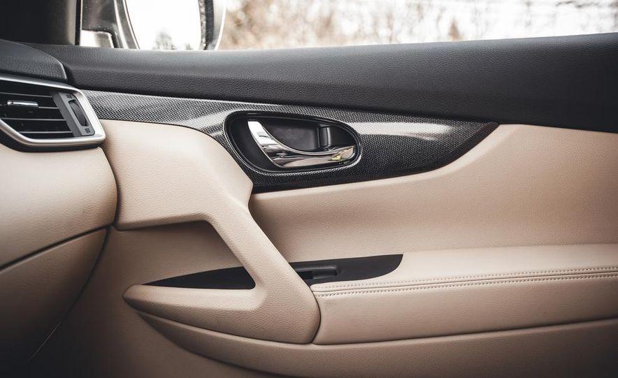 2014 Nissan Rogue SL AWD - Slide 42