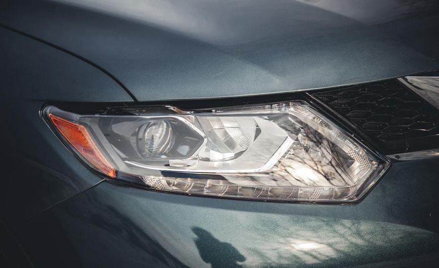 2014 Nissan Rogue SL AWD - Slide 17