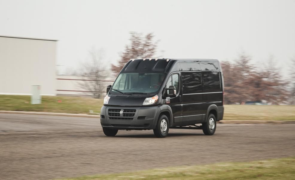 cea0bd85dedee0 2019 Ram ProMaster Reviews