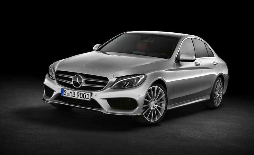 2015 Mercedes-Benz C400 - Slide 26