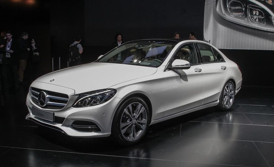2015 Mercedes-Benz C400 - Slide 3