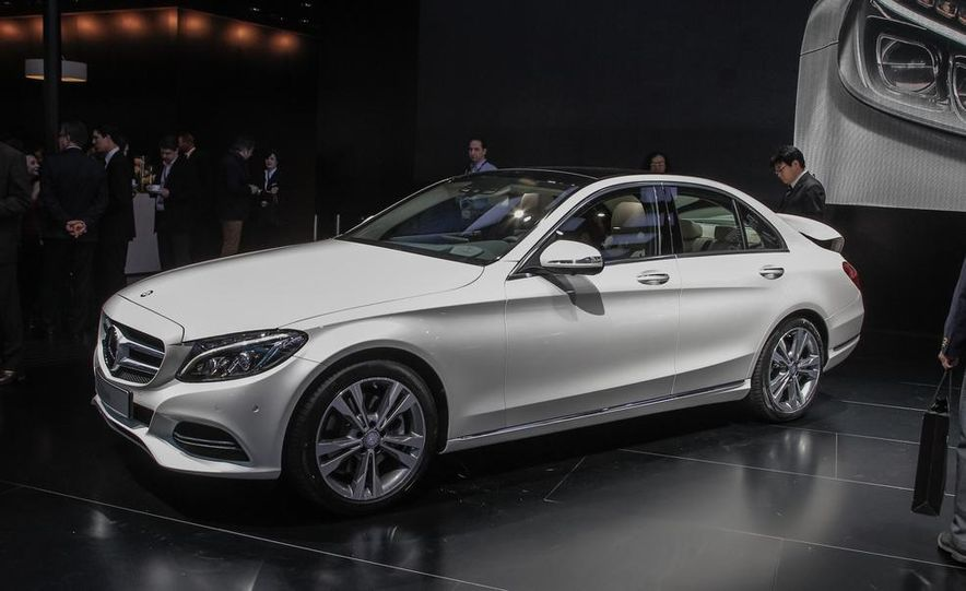 2015 Mercedes-Benz C400 - Slide 4