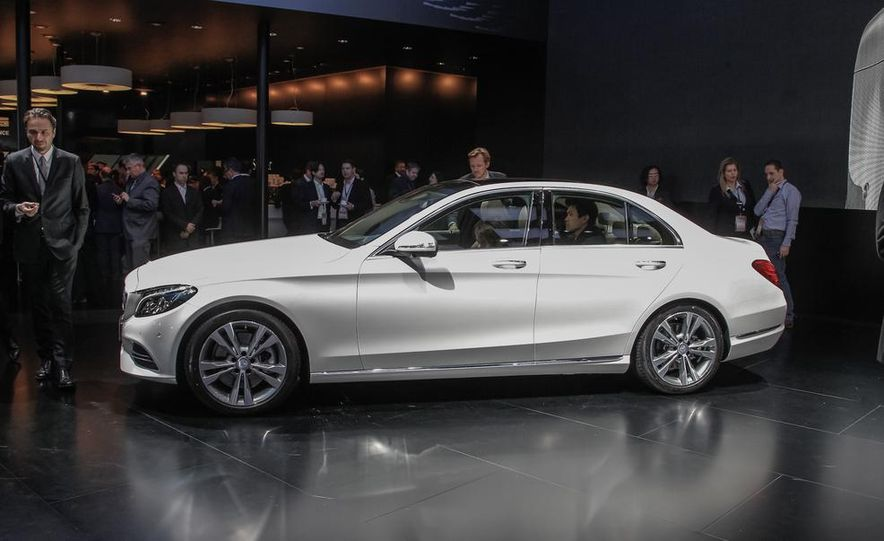 2015 Mercedes-Benz C400 - Slide 5