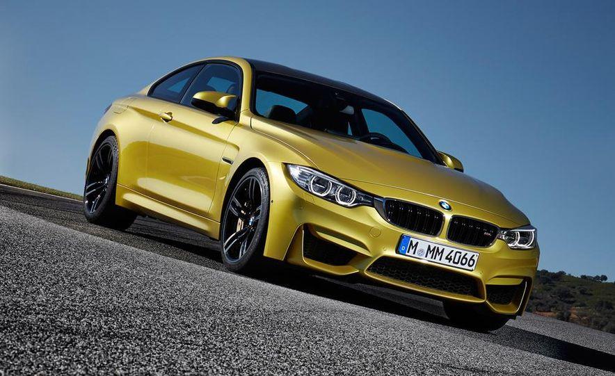 2015 BMW M4 coupe - Slide 28