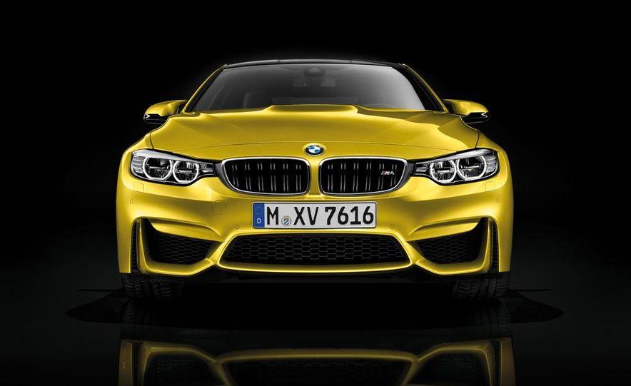 2015 BMW M4 coupe - Slide 36