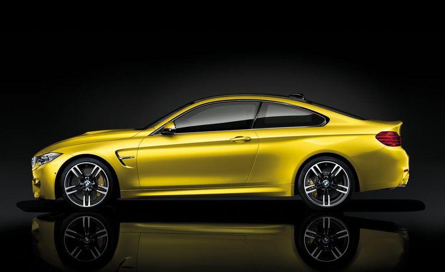 2015 BMW M4 coupe - Slide 37