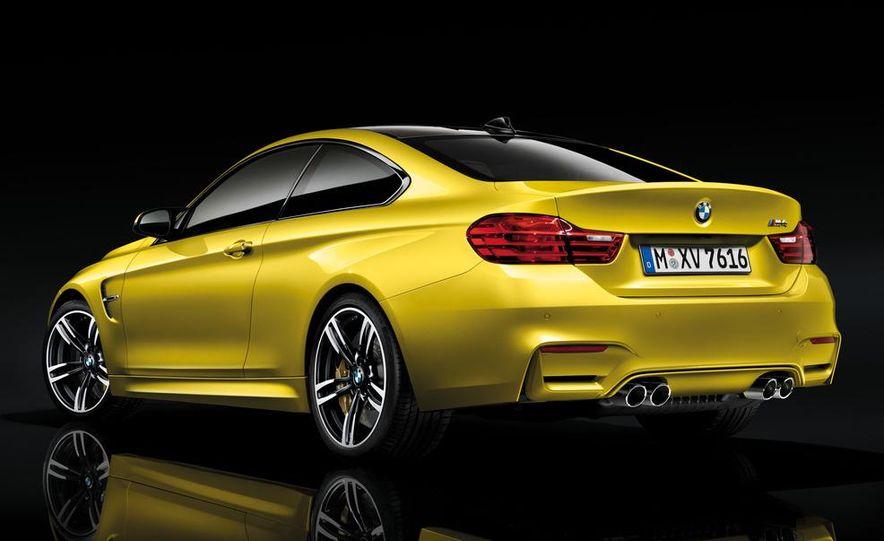 2015 BMW M4 coupe - Slide 38