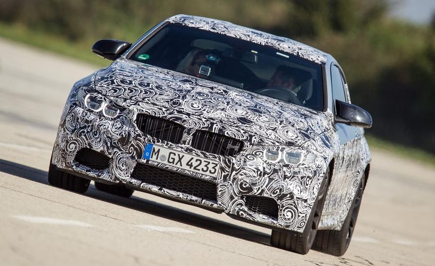 2015 BMW M4 coupe - Slide 83