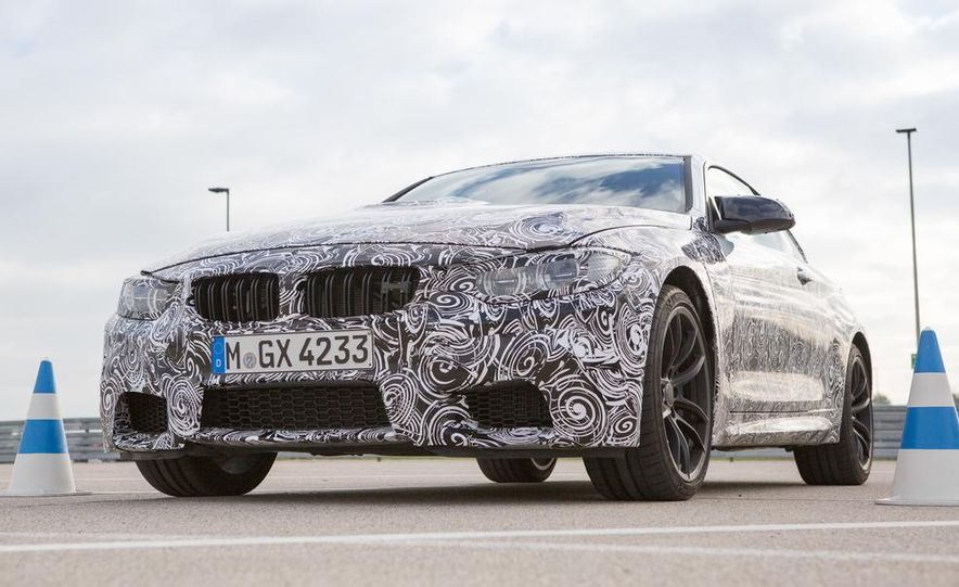 2015 BMW M4 coupe - Slide 87