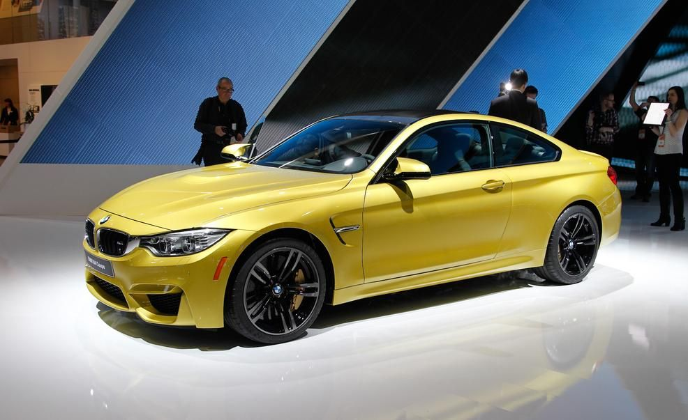 BMW M Coupe Photos And Info News Car And Driver - 2015 bmw