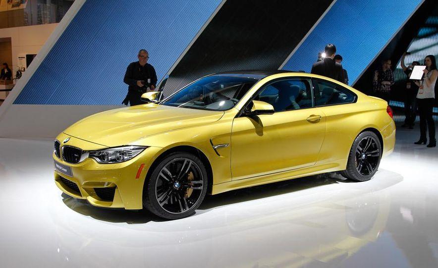 2015 BMW M4 coupe - Slide 2