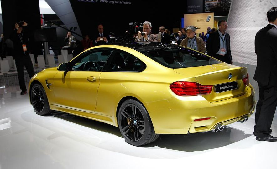 2015 BMW M4 coupe - Slide 7