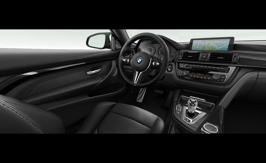 2015 BMW M4 coupe - Slide 69